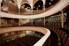 Theatre Royal Waterford Interior